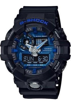 Casio GA-710-1A2DR G-Shock Erkek Kol Saati
