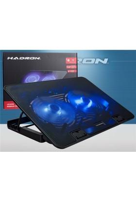 Hadron Hd2009 Notebook Soğutucu Çift Fanlı
