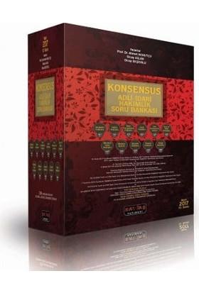 Konsensus Adli - İdari Hakimlik Soru Bankası