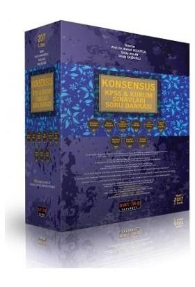 Konsensus Kpss - Kurum Sınavları Soru Bankası
