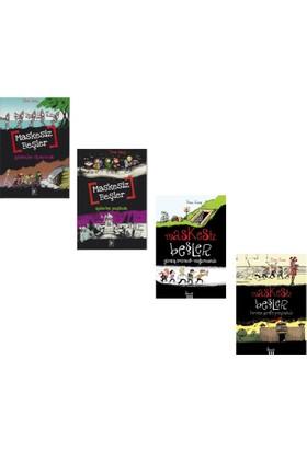 Maskesiz Beşler 4 Kitap Set