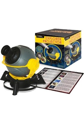 National Geographic Explorer Projector