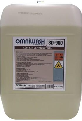 Omniwash Ağır Kir Ve Yağ Sökücü 22, 20 Kg Sd900