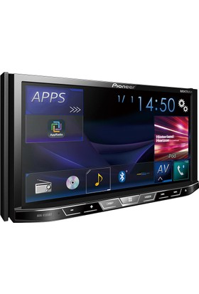 "Pioneer Avh-X595 Bt 7"" Dvdv, Usb, Sd, Bluetooth-Motorlu Ekran-İos-Android Telefon Ve Tablet Destekli"