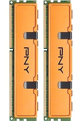 Pny 8Gb (2X4Gb) 1333Mhz Ddr3 1.66V Soğutuculu Kutulu Ram