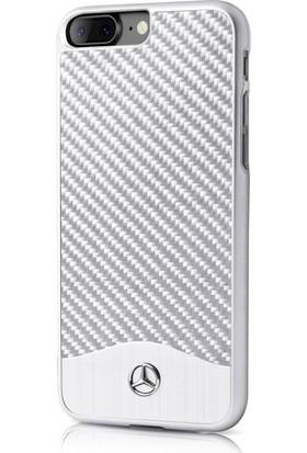 Remeto Mercedes Benz İphone 7 Plus Beyaz Karbon Fiber