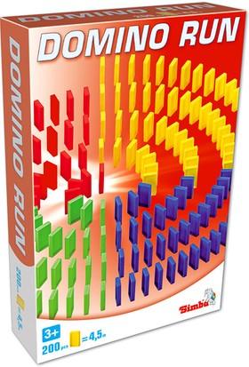 Simba Domino Run Domino Oyunu Seti 200 Parça
