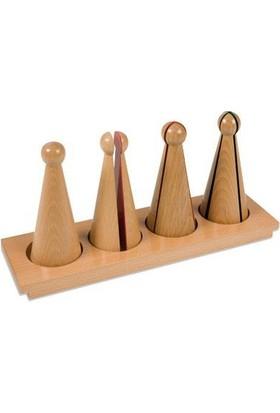 Abra Montessori Kesir Kukası