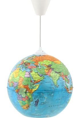 Evmodu Discovery Fiziki Dünya Sarkıt Avize