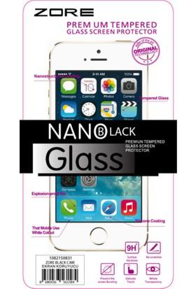 Zore Xiaomi Redmi Note 4 9H Temper Koruyucu+ Silikon Kılıf