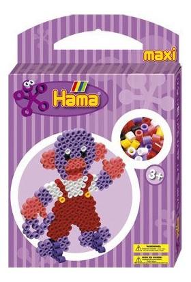 Hama Maxi Boncuk Kutu - Maymun