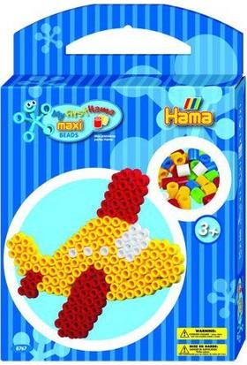 Hama Beads Maxi Boncuk Kutu - Uçak