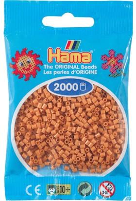 Hama Beads 2.000'lik Hama Mini Boncuk- Açık Kahve