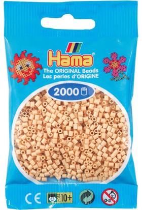 Hama Beads 2.000'lik Hama Mini Boncuk - Bej