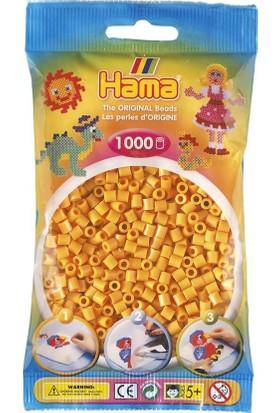 Hama Beads 1.000'lik Hama Midi Boncuk - Kehribar