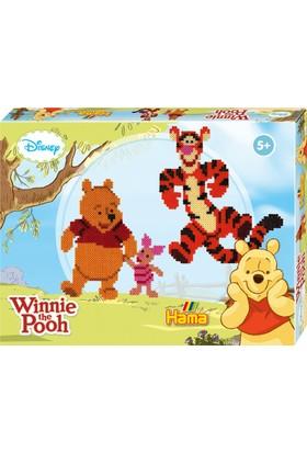 Hama Beads Boncuk Kutu - Winnie the Pooh (Disney)
