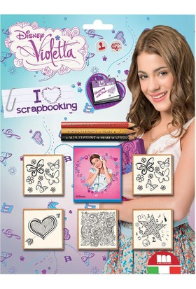 Multi Print Violetta Damga - 5'li Set