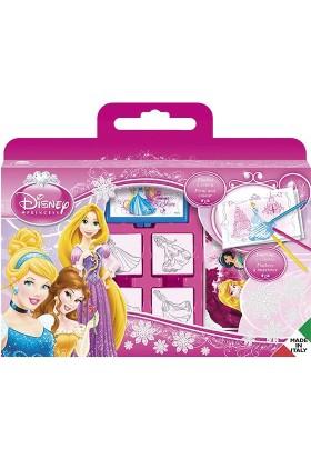 Multi Print Disney Prensesler / 7'li Set