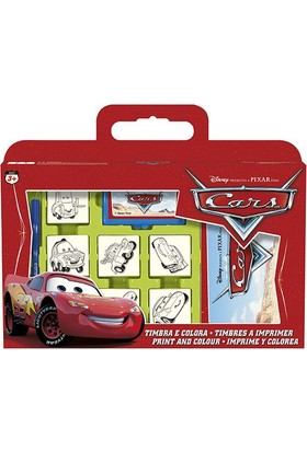 Multi Print Disney Arabalar - Cars / 7'li Set