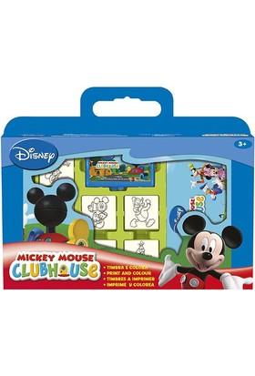 Multi Print Mickey Mouse Clubhouse / 7'li Set