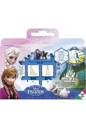 Multi Print Karlar Ülkesi - Frozen / 7'li Set