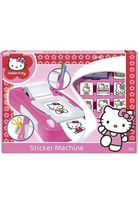 Multi Print Hello Kitty Damga / Çıkartma Makinesi