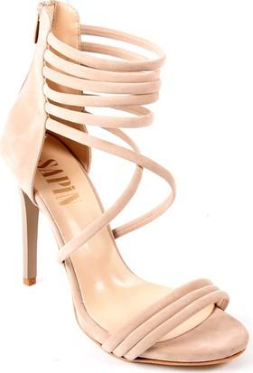 Sapin 25558 Kadın Topuklu Ayakkabı