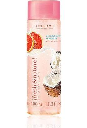 Oriflame Fresh & Nature By Oriflame Hindistan Cevizi & Pomelo Kolonyası 400 Ml.