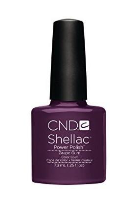 Cnd Shellac Kalıcı Oje Grape Gum 7.3 Ml