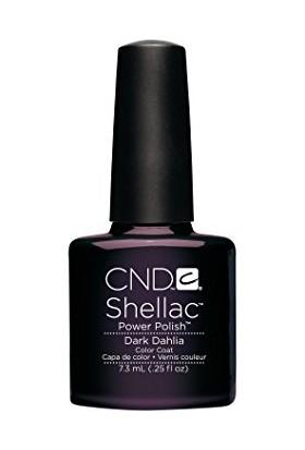 Cnd Shellac Kalıcı Oje Dark Dahlia 7.3 Ml