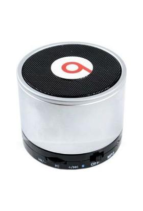 Wildlebend Beatbox Mini Bluetooth Hoparlör - Gümüş