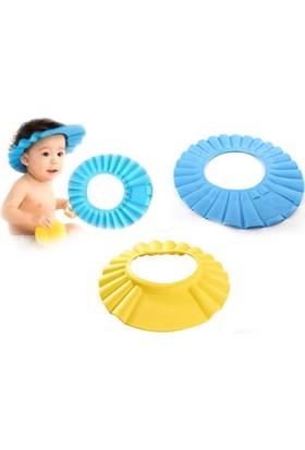 Wildlebend Bebek Banyo Şapkası Baby Mate - Sarı