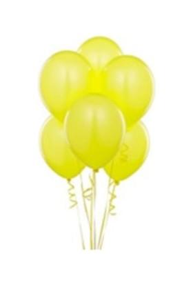 Wildlebend Balon 100 Adet - Sarı