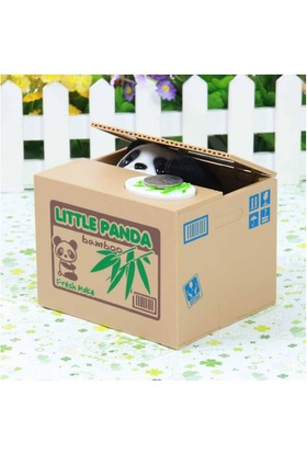 Wildlebend Hırsız Panda Kumbara