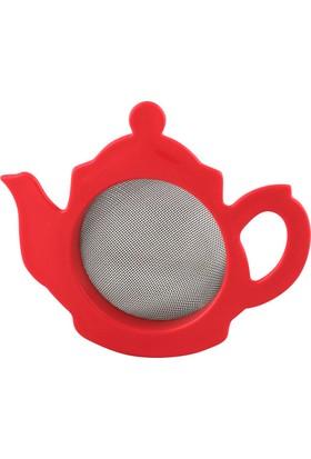 Wildlebend Çay Süzgeci Demlik Şeklinde