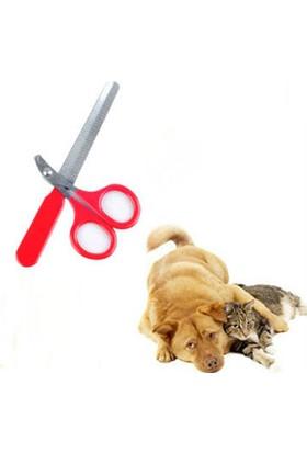 Wildlebend Evcil Hayvan Tırnak Makası ve Törpü Seti
