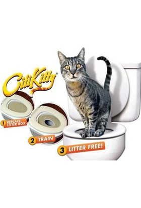 Wildlebend Citikitty Kedi Tuvalet Eğitim Seti