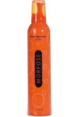 Morfose Turuncu Ultra Güçlü Saç Şekillendirici Köpük 350ml