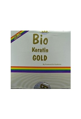 Bio Gold Keratin Kalıcı Fön Seti