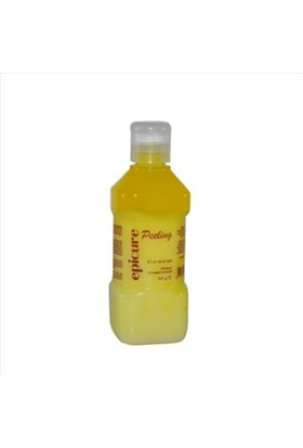 Epicure Limon Aromalı Peeling 360Gr