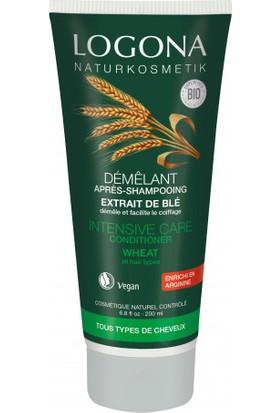 Logona Buğday Proteinli Saç Kremi 200 ml.