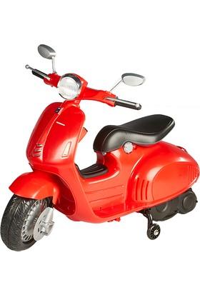 Baby2Go 6517 Akülü Scooter Kırmızı