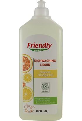 Friendly Organic Bulaşık El Deterjanı Portakallı 1 L