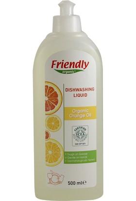 Friendly Organic Bulaşık El Deterjanı Portakallı 500 ml