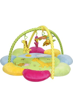 Prego Toys PD303 Işıklı Bahçe Oyun Parkı Halısı