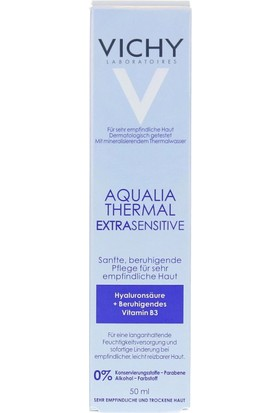Vichy Aqualia Thermal Extra Sensitive 50 Ml