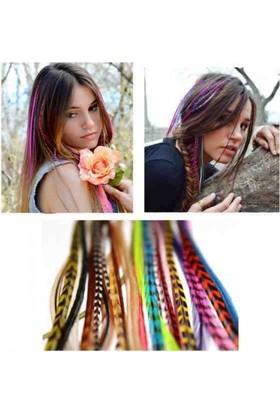 Wildlebend Hair Feather Saç Tüyü