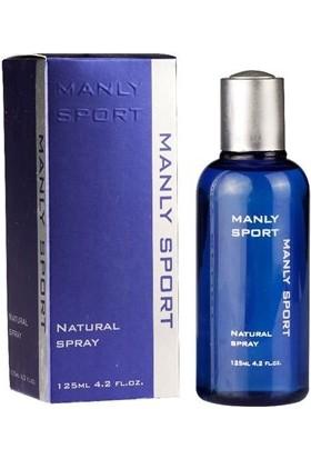 Manly Sport Edc Erkek Parfümü 125Ml