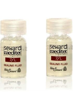 Helen Seward Mediter Remedy 7L Onarıcı Saç Bakım Losyon Serum 8Ml 2 Adet