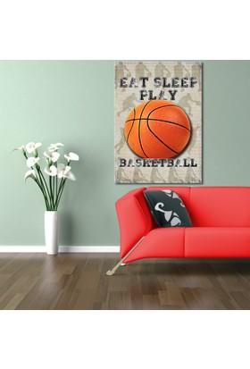 Hepsiburada Home Basketball Kanvas Tablo